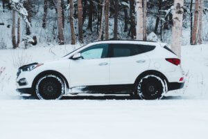 Choosing winter tires or all-season tires for your vehicle in Littleton, Colorado